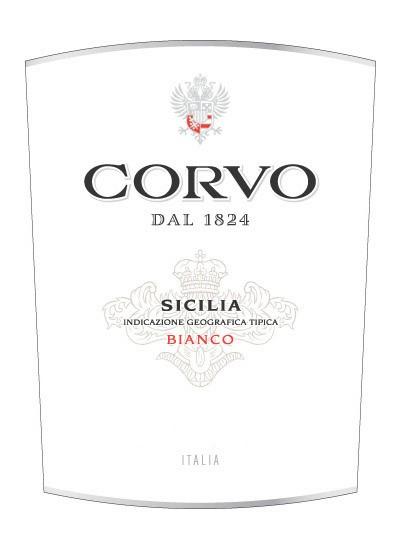 Corvo Bianco 2011 Duca di Salaparuta lt.0,75