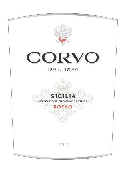 Corvo Rosso 2012 Duca di Salaparuta lt.0,75