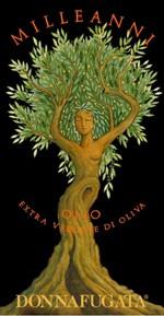 MILLEANNI Olio Extra Vergine di Oliva Donnafugata lt.0,50