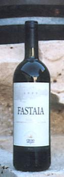 Fastaia 2009 Ceuso lt. 0,75