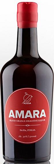 Amara Amaro di arancia rossa lt.0,50