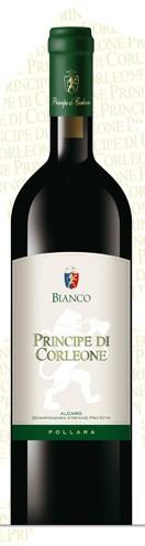 Bianco d'Alcamo 2013 Principe di Corleone lt.0,75