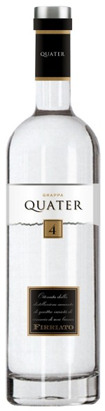 Grappa Quater Firriato lt.0,70