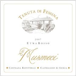 Il Musmeci 2008 Etna DOC rosso Tenuta di Fessina lt.0,75