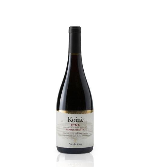 Koinè riserva antichi vinai