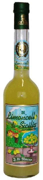 Limoncello di sicilia cl. 50