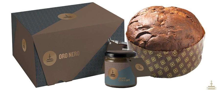 Panettone Oro Nero Fiasconaro Kg.1