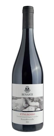 Rosso di Verzella Etna DOC 2013 Benanti lt.0,75