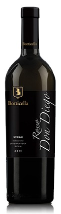 Don Diego Syrah 2011 Botticella lt.0,75