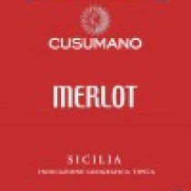 Merlot 2012 Cusumano lt 0,75