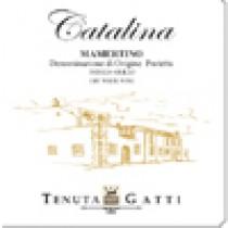 Mamertino Bianco Catalina 2014 Tenuta Gatti lt.0,75