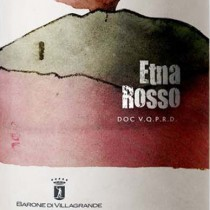Etna Rosso DOC 2015 Barone di Villagrande lt.0,75