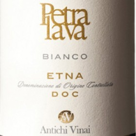 Petralava Etna Doc Bianco 2016 Antichi Vinai lt.0,75