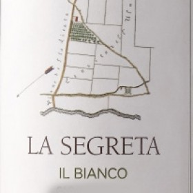 La Segreta Bianco 2016 Planeta lt.0,75
