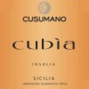 Cubia 2008 Cusumano lt. 0,75