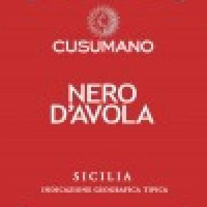 Nero d'Avola 2015 Cusumano lt. 0,75