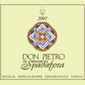 Don Pietro Bianco 2010 Spadafora Lt.0,75