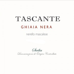 Ghiaia Nera 2012 Tasca d'Almerita lt.0,75