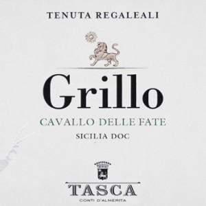Grillo Cavallo delle Fate 2015 Tasca d'Almerita lt.0,75