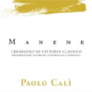 Manene 2012 Paolo Cali lt.0,75