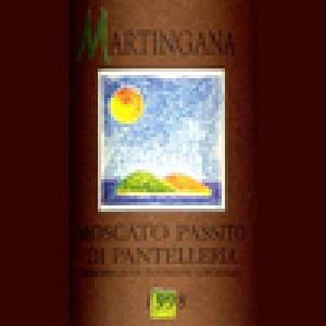 Moscato Passito di Pantelleria Martingana 2003 lt.0,50