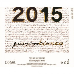 Passobianco 2014 Passopisciaro lt.0,75