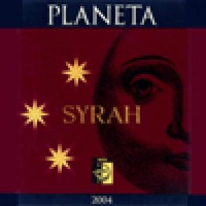 Syrah 2009 Planeta lt. 0,75